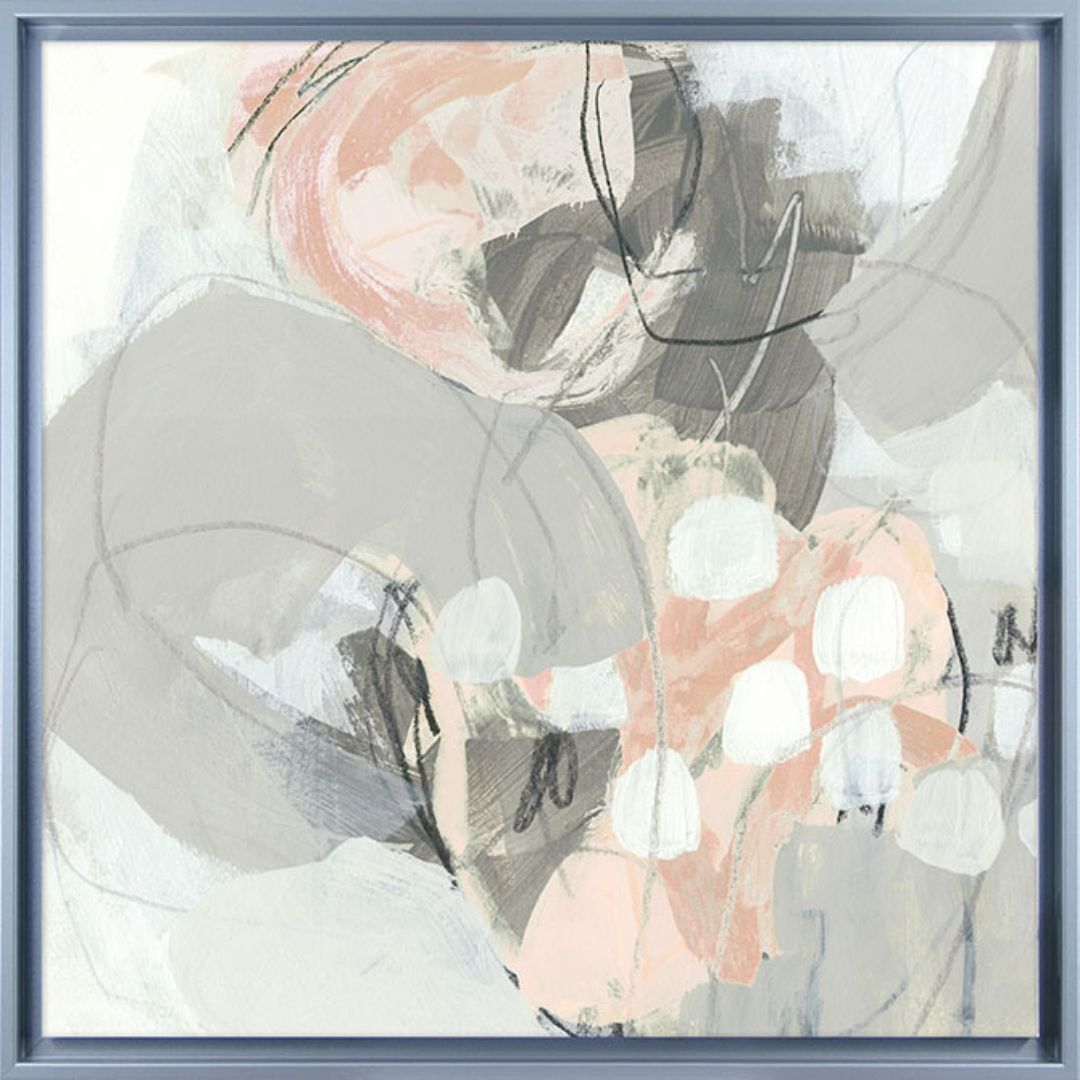 Blush Abstract 2
