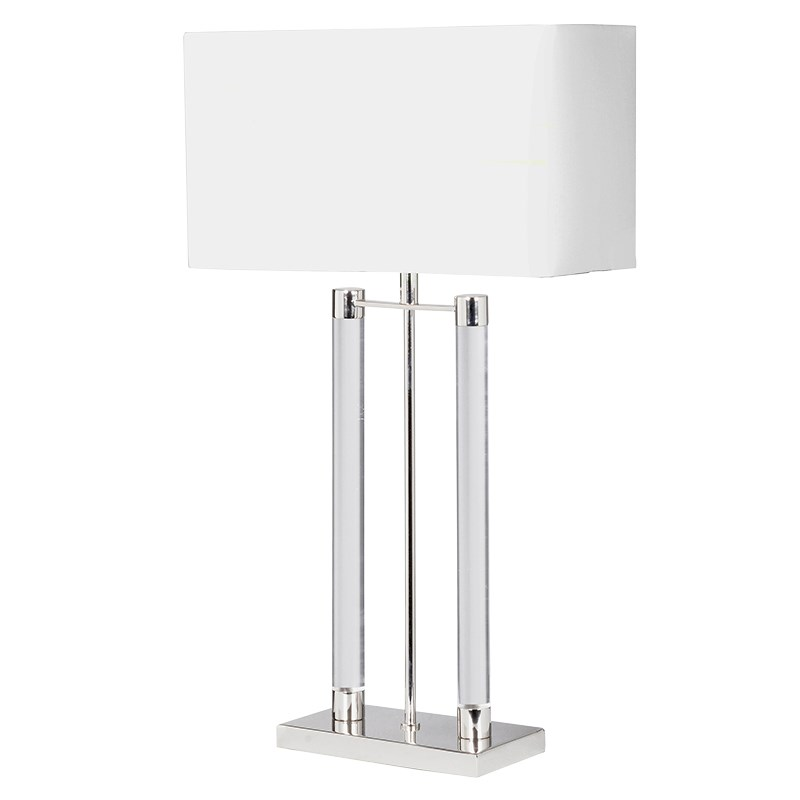 Modern Column Table Lamp