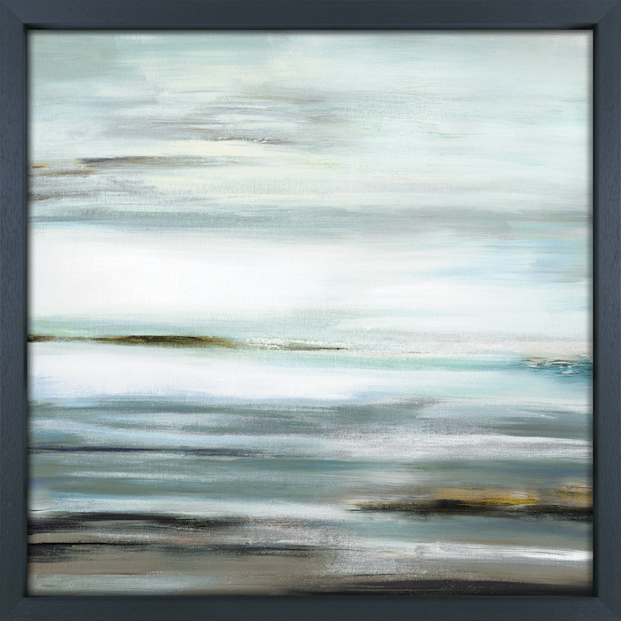 shades of teal abstract CA8770 A&B