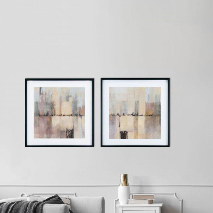 city abstract set CA8852