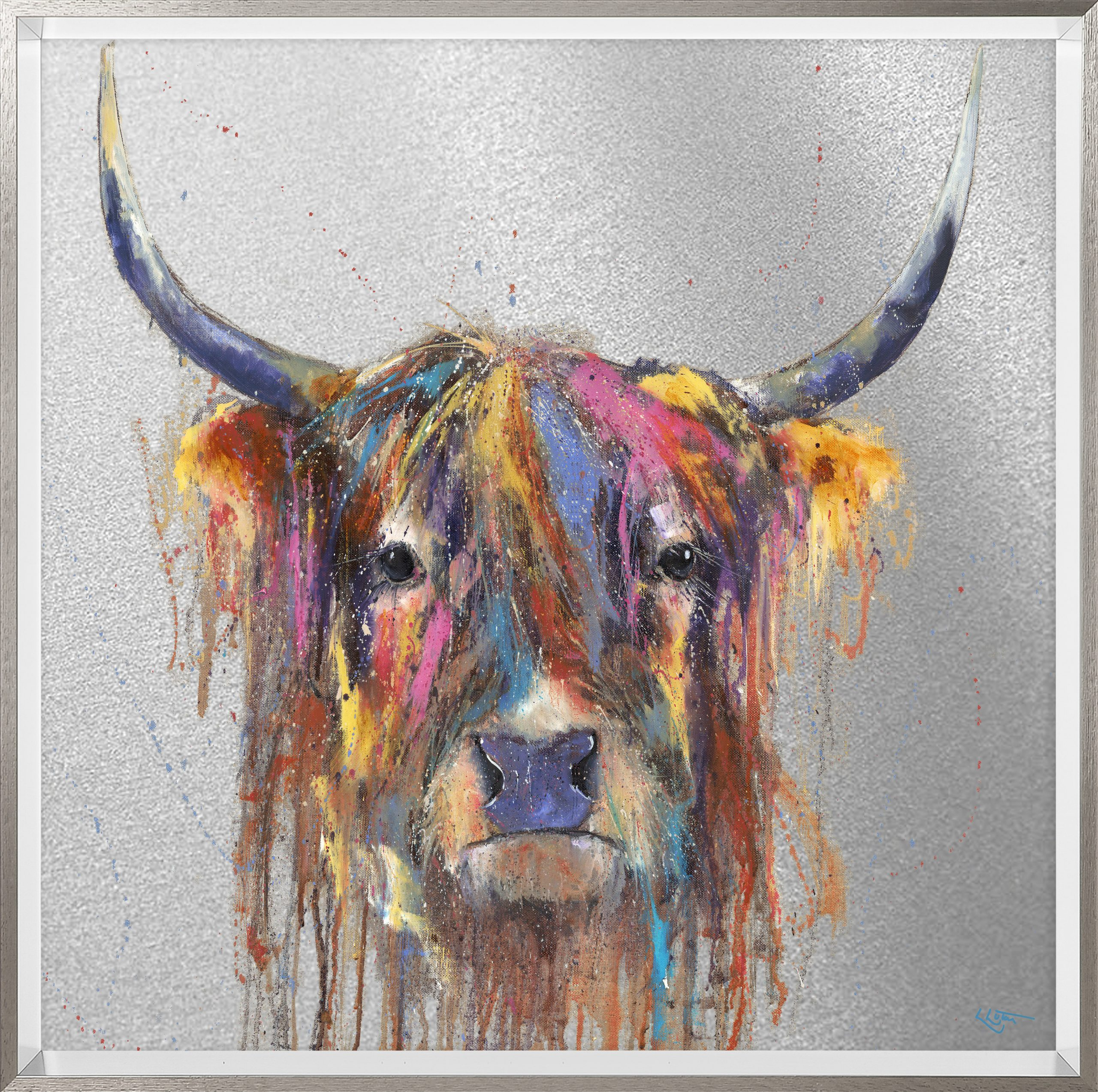 Dorothy The Highland Cow